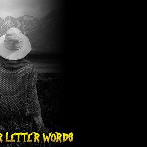 Four Letter Words   WAIT