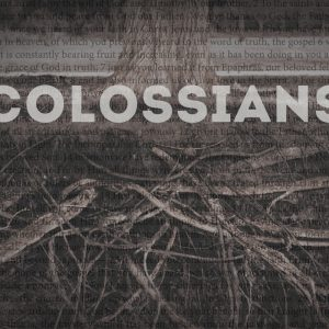 Colossians 4:7-18